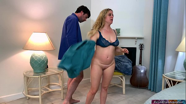 Stepson helps stepmom make an exercise video – Erin Electra