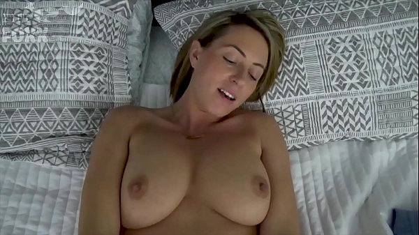 Mom Helps Son Relax Before Big Test - POV, MILF...