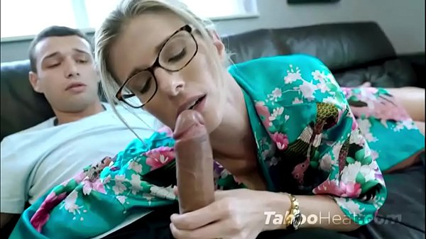 Stepmom wants a young Cock - Cory Chase
