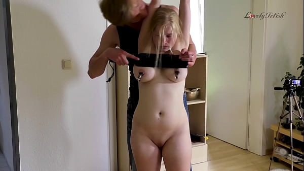 Clip 27Lil-a - Ceiling Bondage And Whipping - F...