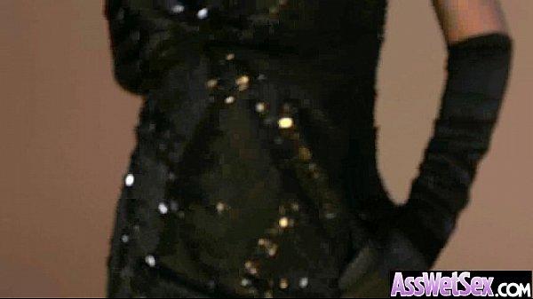 Gorgeous Hot Girl (nikki benz) With Big Curvy Ass Get Hard Anal movie-23