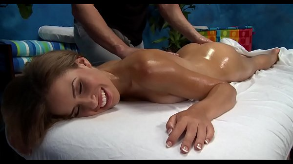 Уснула на массаже