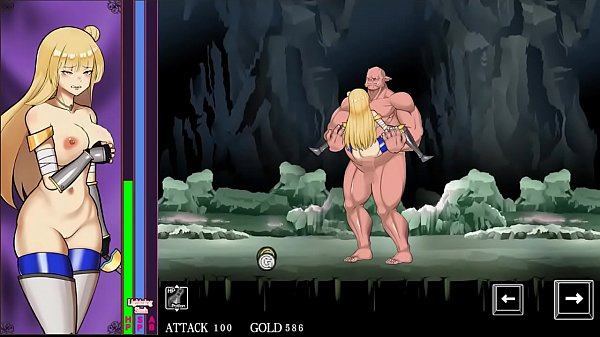 Golden Senki Female Warrior new hentai game gam...