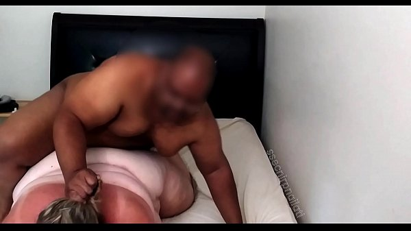 Having sex with my tanned coworker in the begin...