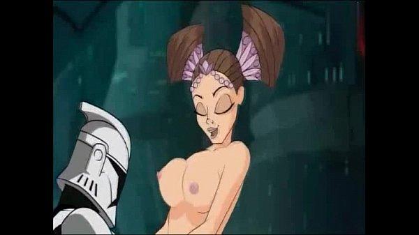 Ahsoka tano kreslený porno