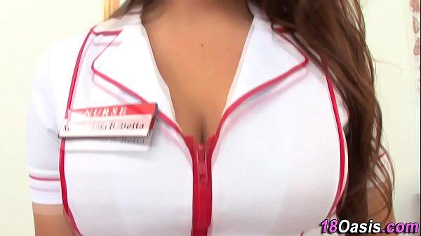 Big boobs busty pakistani nurse hot lady
