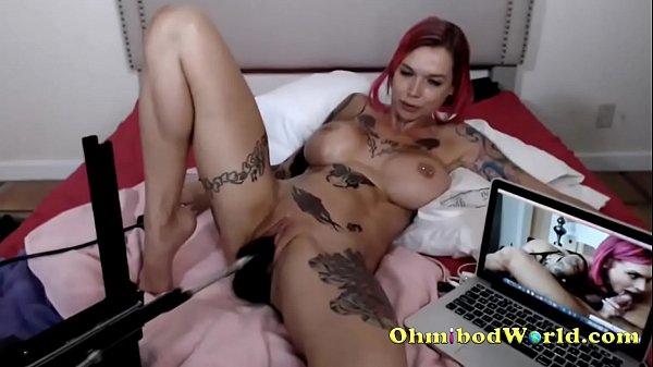 Tattoo Pornstar Goddess on Cam