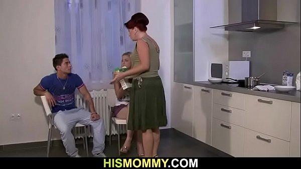 Секс мама сверху