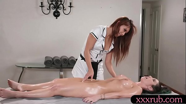 Russian masseuse 69ing with her client Thumb