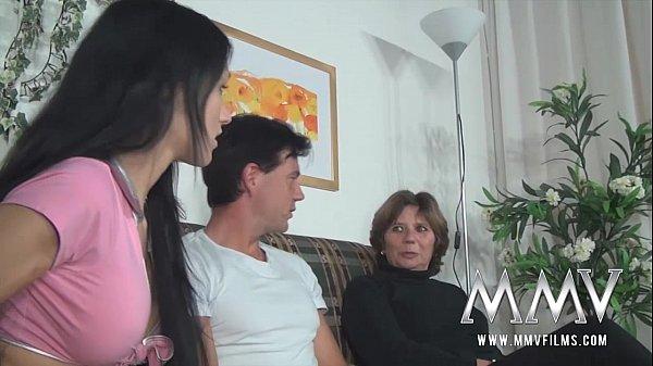 MMV Films German slut training a couple