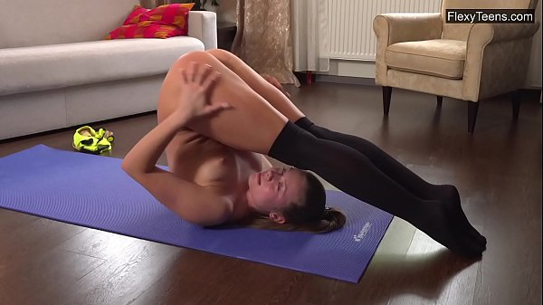 Tanya Soska hottest flexible babe ever