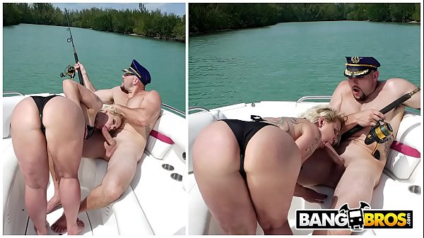 BANGBROS - Jmac and Ryan Conner Doing Anal In A Wild Boat Ride Thumb