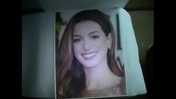Cumming on Anne Hathaway