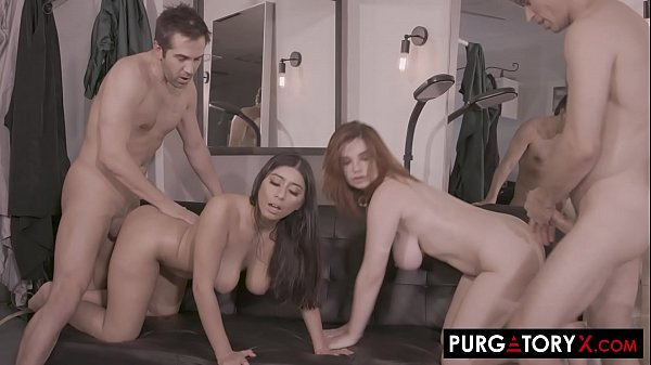 PURGATORYX Trim and a Shave Vol 1 Part 3 with Annabel Redd and Violet Myers Thumb