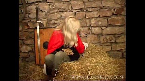 Сексв телеге с сеном видео