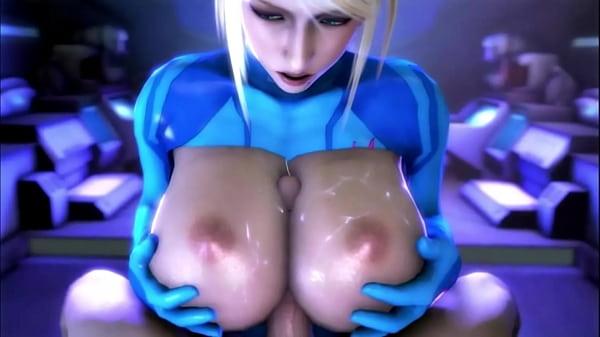 Sexiest SFM Titfuck/Paizuri/Boobjob compilation Thumb