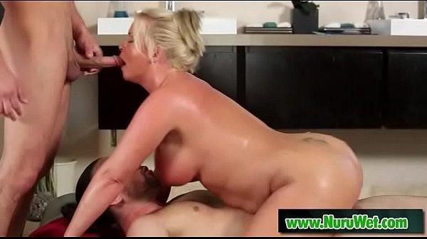 Inspector Grab-It (Seth Gamble and Maya Devine) video-03 Thumb