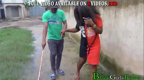 Man Pretend To Be Blind Fuck A Lady Who Help Him Back Home(The Wise Blind Man)