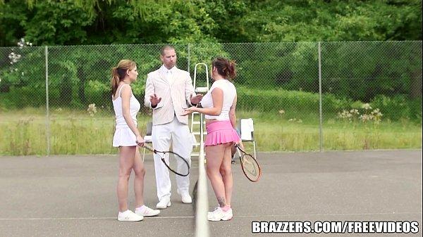 Brazzers - Abbie Cat - Why We Love Women's Tennis Thumb