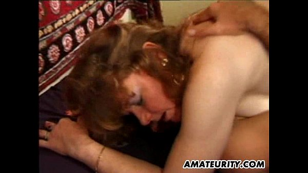 My amateur mature wife finally gets a bbc