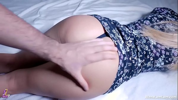 Hot Oil Ass Fuck and Cumshot on Pussy thumbnail