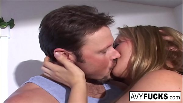 Sexy Avy gives you a hot and hard pounding scene with Van Damage