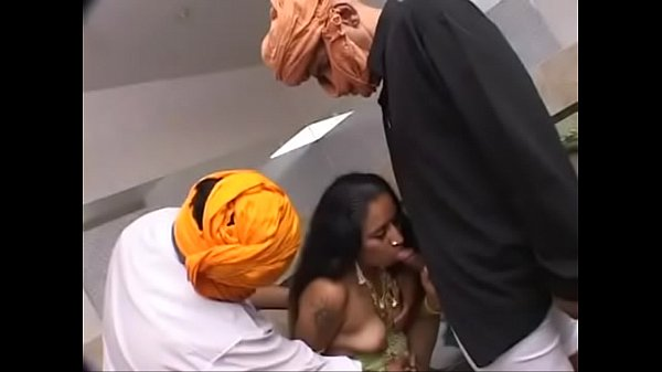 Indian Slut Nisha Takes Two Dicks In Her Hairy Pussy - PORN.COM Thumb