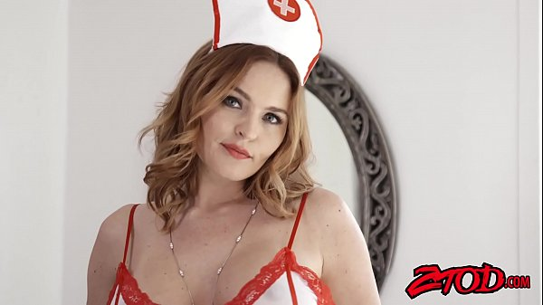 Nurse Krissy Lynn pounded and sucking patient BBC Thumb