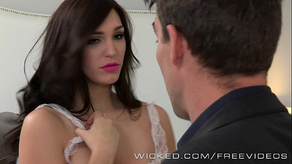 Holly Michaels is one hot maid Thumb