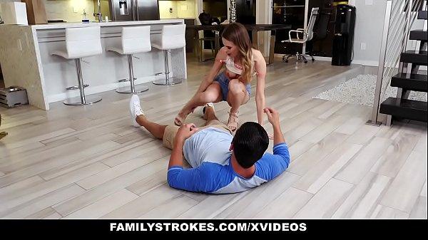 FamilyStrokes - Hot Teen (Jillian Janson) Pounded By Her Cousin