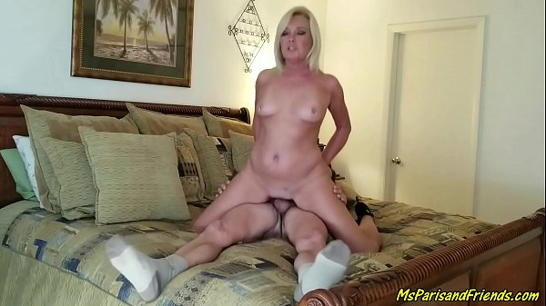 She Really Does Love a Cut Cock Thumb