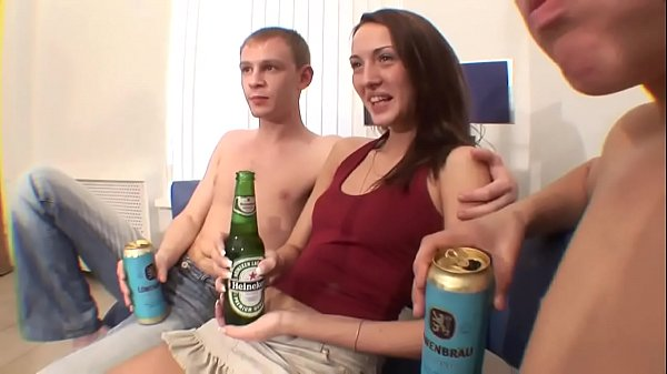 Russian threesome d.