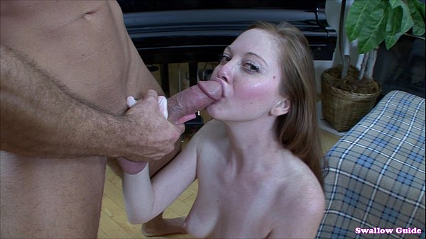 Scarlett Fay Rabbit Fucks And Swallows