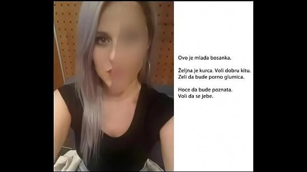 AMATEUR PUSSY FUCKING - ZELJNA KURCA - MLADA BOSANKA