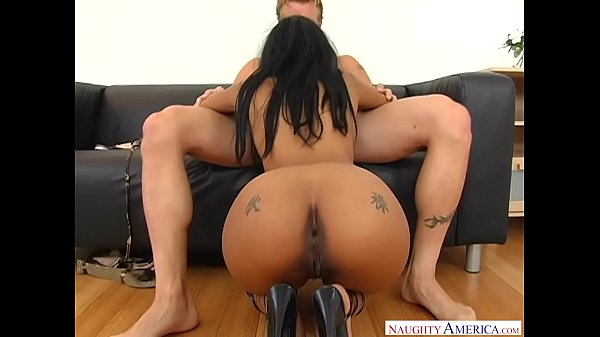 Naughty America - Kapri Styles Takes An Ass Pou...