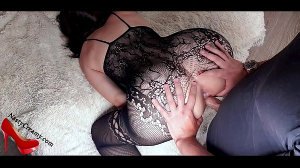 Teen Big Ass Blowjob and Doggstyle Sex POV