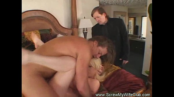 Hotwife Swinger Talks a Good Game