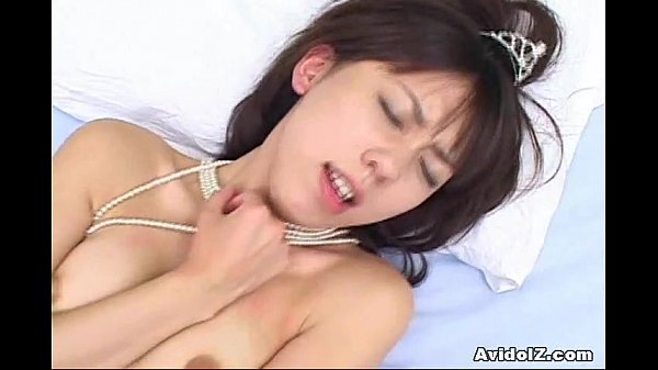 Sexy tight Asian girl Maho Sawai receives a creampie