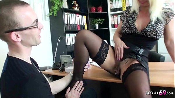 In deutsch milf German HD
