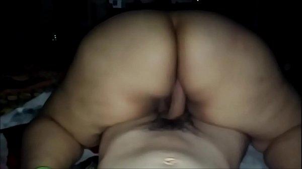 Секс с толстыми латинками