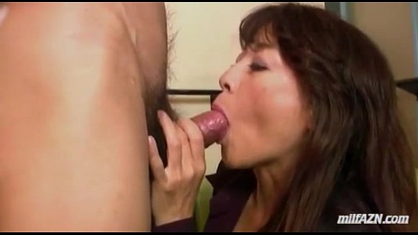 blowjob Mature woman