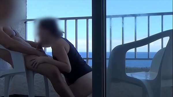 FUCKING ON THE BALCONY OF A HOTEL IN TENERIFE Thumb