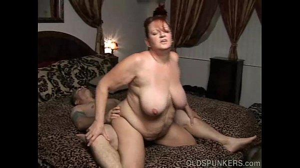 Beautiful busty mature BBW loves a hard fucking