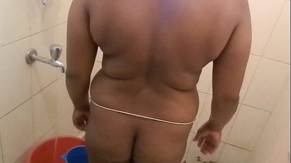Malayali Lady Aparna Bathing In Full Nude.MOV