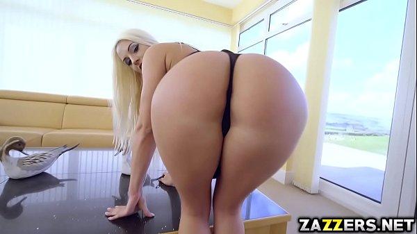 Hot maid deep throat blowjob Keiran Lees cock
