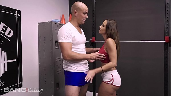 Trickery - Big Booty Latina Tricks Personal Trainer Into Sex