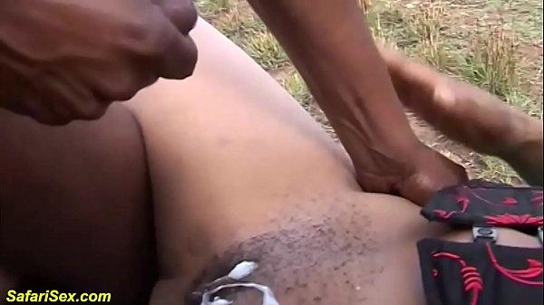 african milf brutal rough gangbanged Thumb