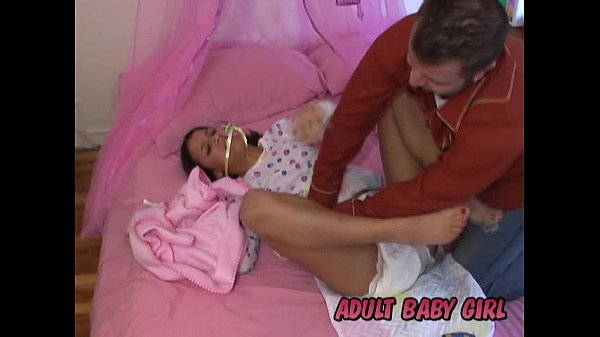 DDLG daddys diapered girls 1 Janessa Jordan