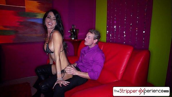 The Stripper Experience- Jessica Jaymes fucking a big hard dick, big boobs Thumb