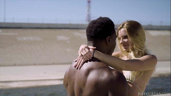 Jules Jordan - Riley Star Interracial Thumb